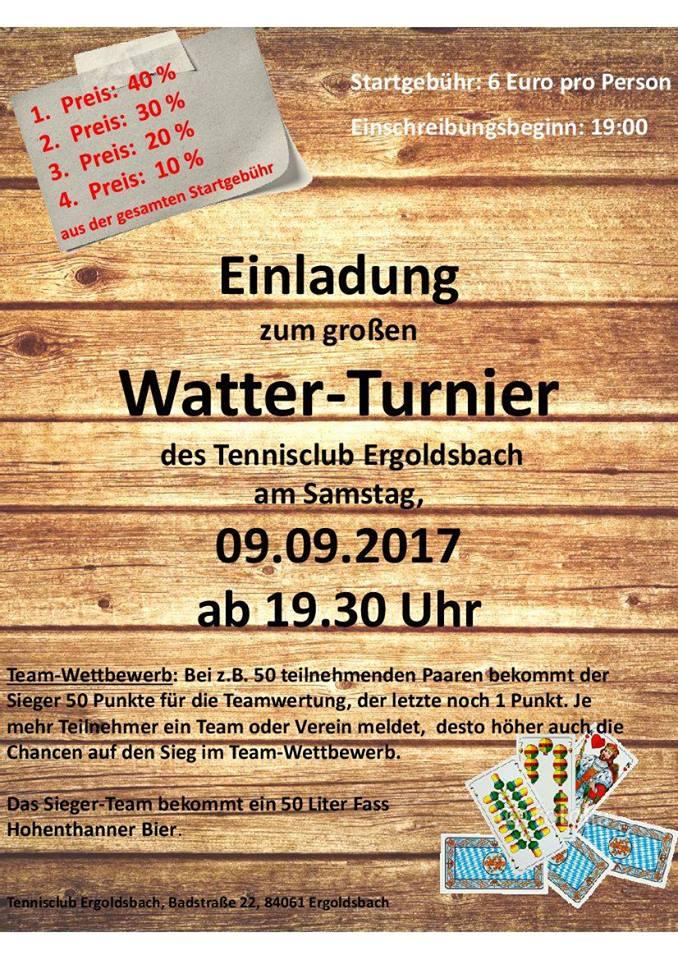 Watter-Turnier